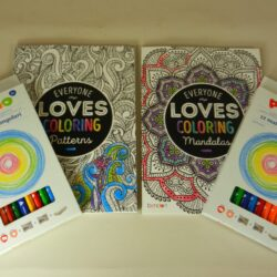 All Ages Colouring Activity